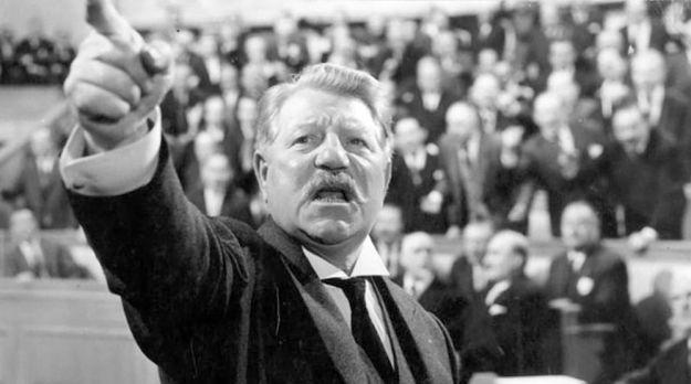 Gabin le president Verneuil