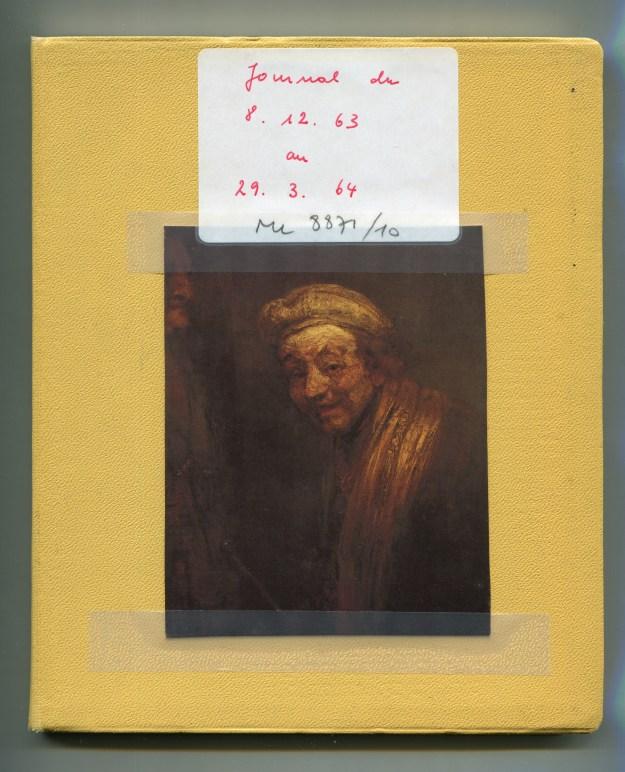 Bauchau Journal de La Déchirure (AML, ML 8871_10)