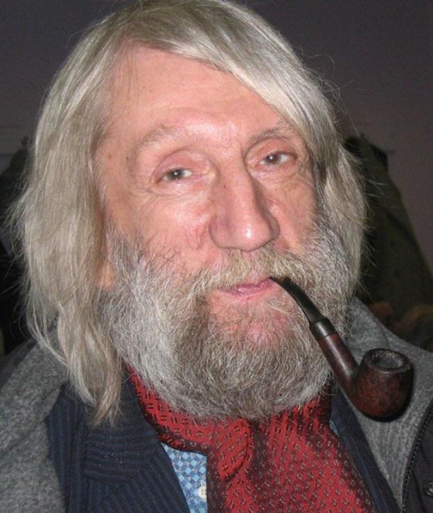 Portrait de Francis Chenot, fondateur de la maison de la poésie d'Amay