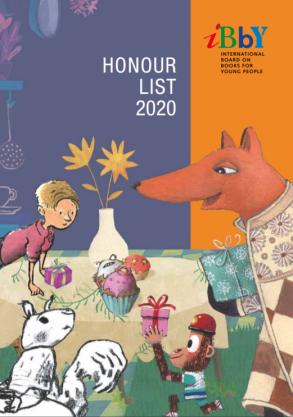 couverture de la brochure Liste d'honneur IBBY