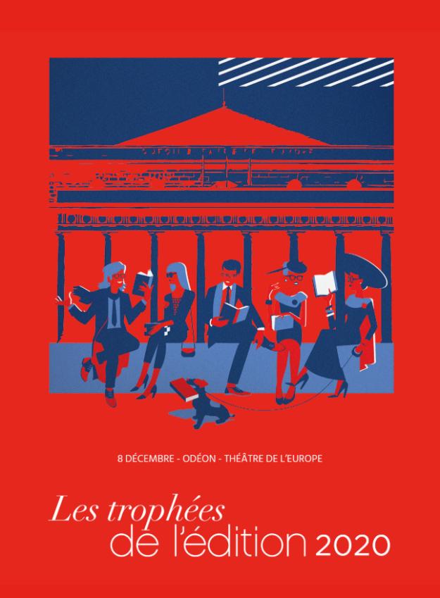 affiche trophées de l'édition 2020