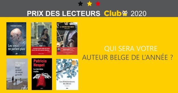 prix des lecteurs club