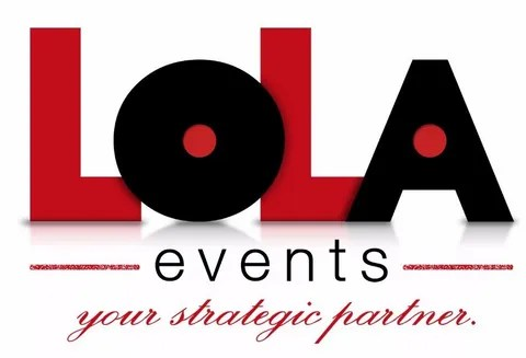 Lola events logotipo