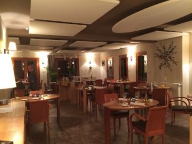salle de restaurant Le Chalet Ax les Thermes 2013 (2)