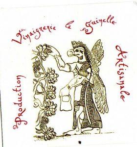 carte visite vinaigrerie La Guinelle Le Chalet Ax les Thermes