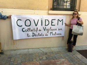 AREVA / Malvési :  l'opposition au  projet THOR s'amplifie…