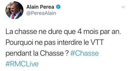 Des citoyens, qui s'interrogent face à la communication du député Alain Perea, nous écrivent