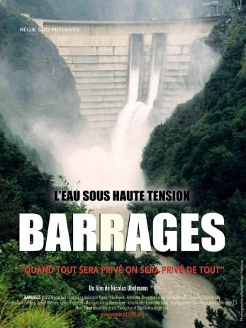 Barrages, l'eau sous haute tension