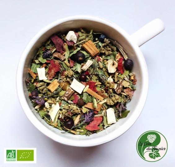 Tisane bio - Détox de l'Herbaliste