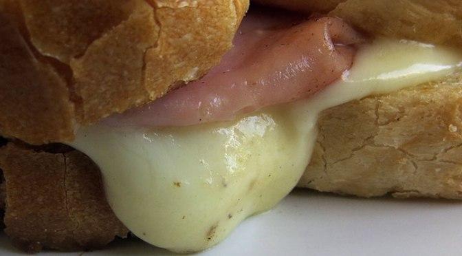 Barros Jarpa: Jamón con queso derretido