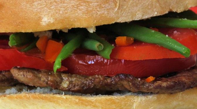 Chacarero: Sandwich Chileno por Excelencia