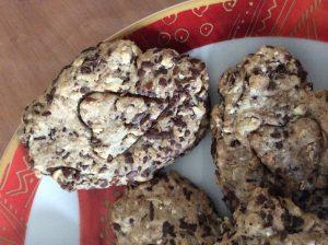 biscuits petit déjeuner vegan