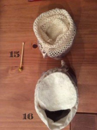 oriculi coton lavable