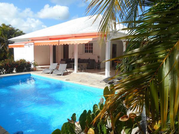 villa bambou location a sainte anne en