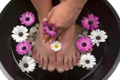 soins mains et pieds