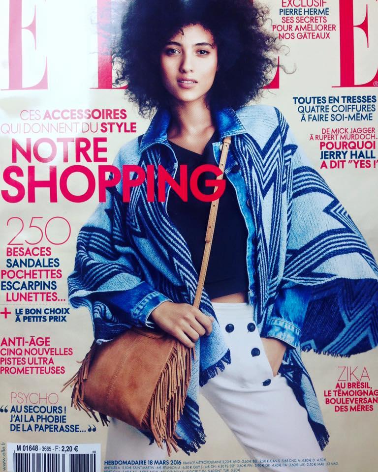 Le Lagon s'invite dans le magazine ELLE