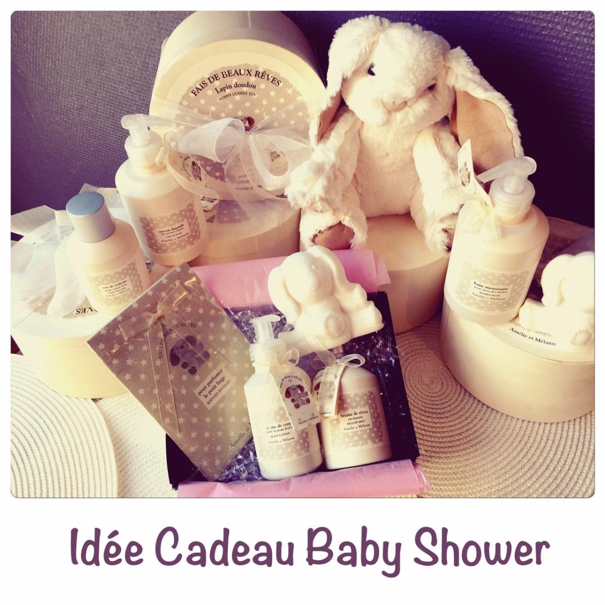 Idée Cadeau Baby Shower baby shower] quel cadeau offrir pour une baby shower