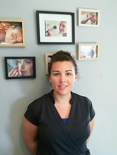 On vous présente Marie Charlotte, notre nouvelle Spa Praticienne !