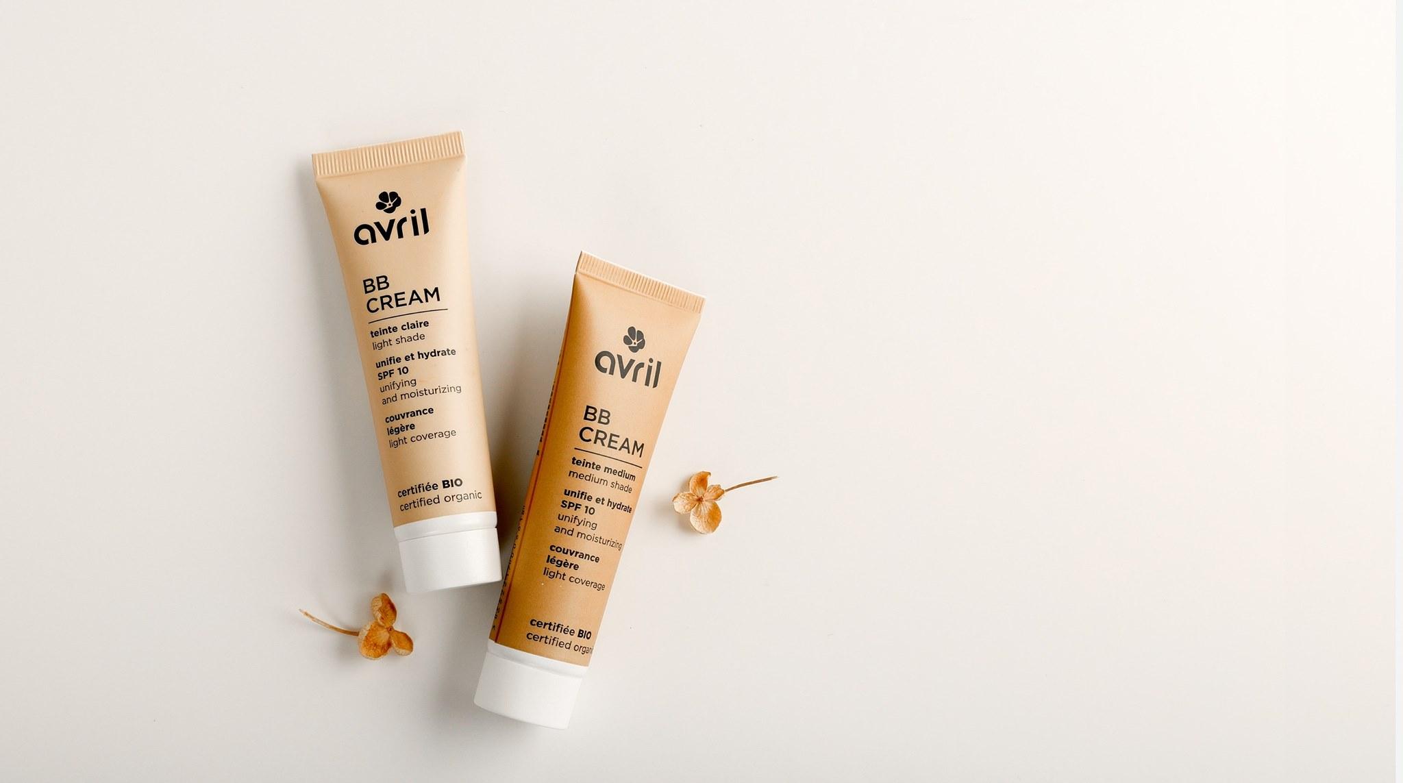 Entre soin et maquillage, découvrez la BB Cream Avril !