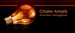 Read more about the article La Chaire Amaris Innovation Managériale