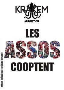 "Krakem : Hors-Série ""Les Assos Cooptent"" (mars 2018)"