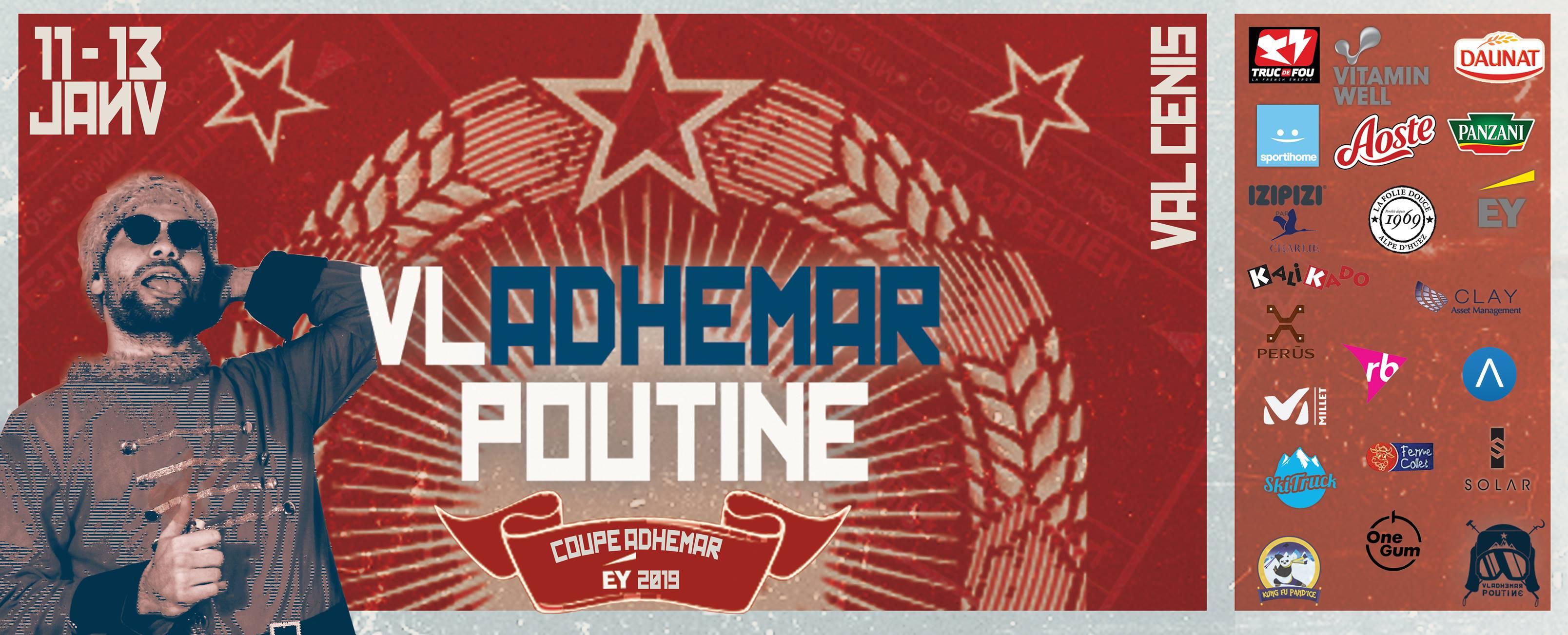 Vladhémar Poutine: le retour de la coupe Adhémar