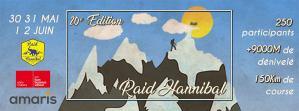Raid Hannibal : une 20ème édition qui promet
