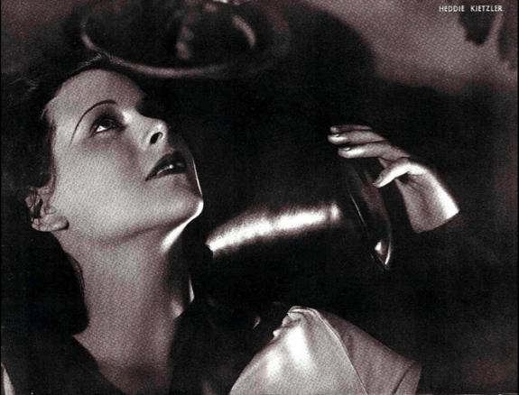 Hedy Lamarr, l'actrice qui inventa le Wifi