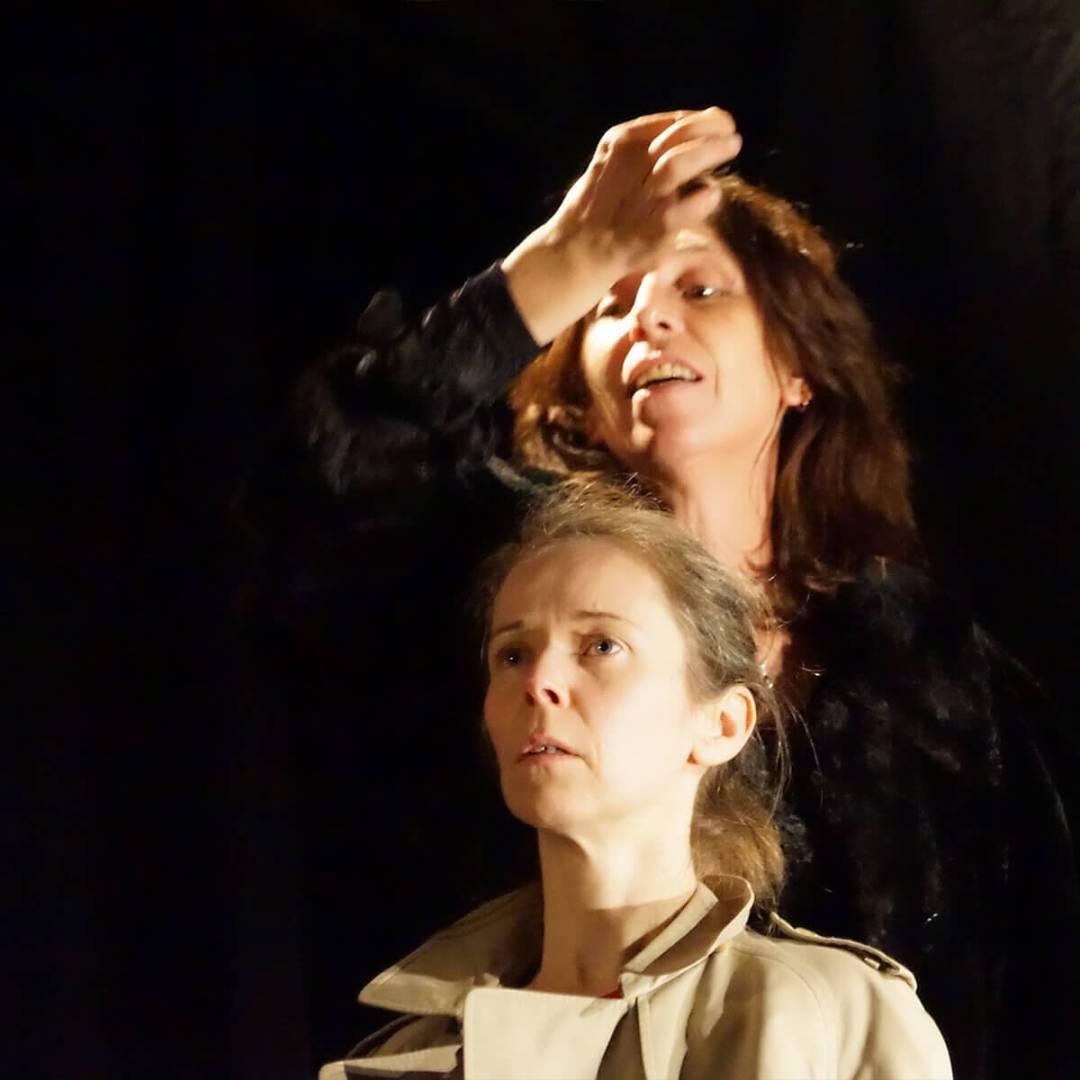 Roméo & Juliette : Marie-Aude Forissier et Christina Pontet