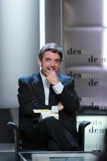 Philippe Lefait, Des mots de minuit © Gilles Gustine / Ftv
