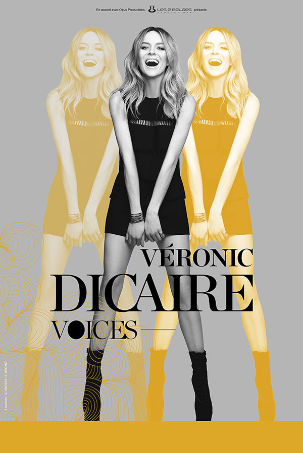 "Véronic DiCaire ""Voices"""
