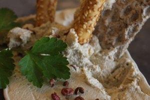 fromage végétal au sichuan du jardin