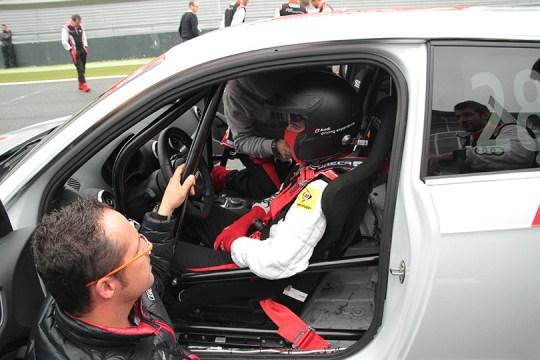 27_Audi 2E Experience