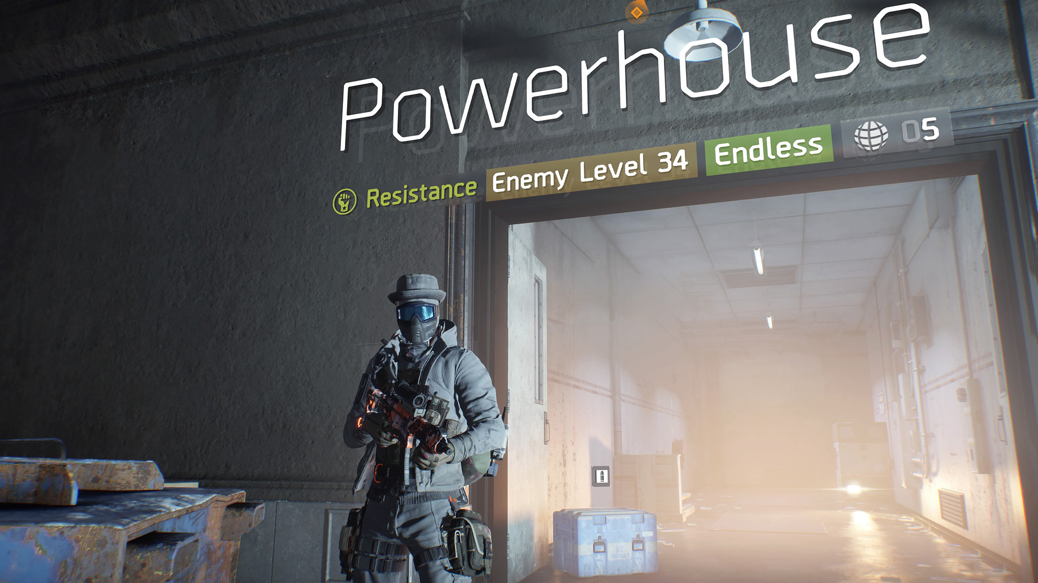 The Division Widerstand