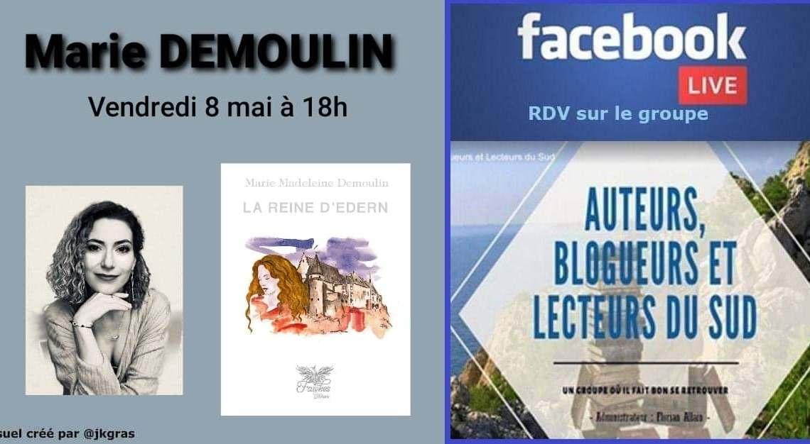 Live de Marie Demoulin