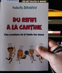 Du rififi à la cantine – Isabelle Serafini