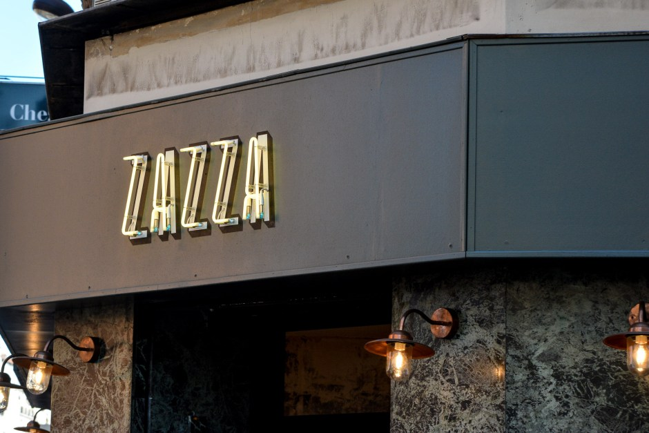 zazza restaurant italien paris