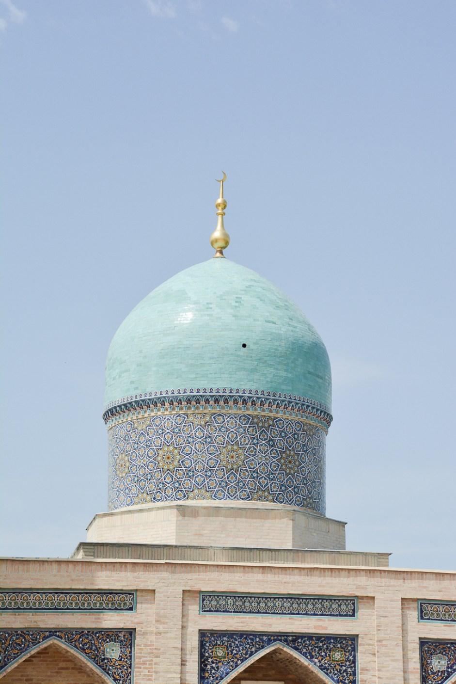 voyage ouzbekistan tachkent