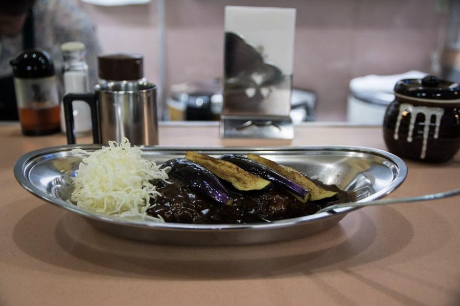 Le restaurant de curry Turban à Kanazawa, dans les Alpes Japonaises