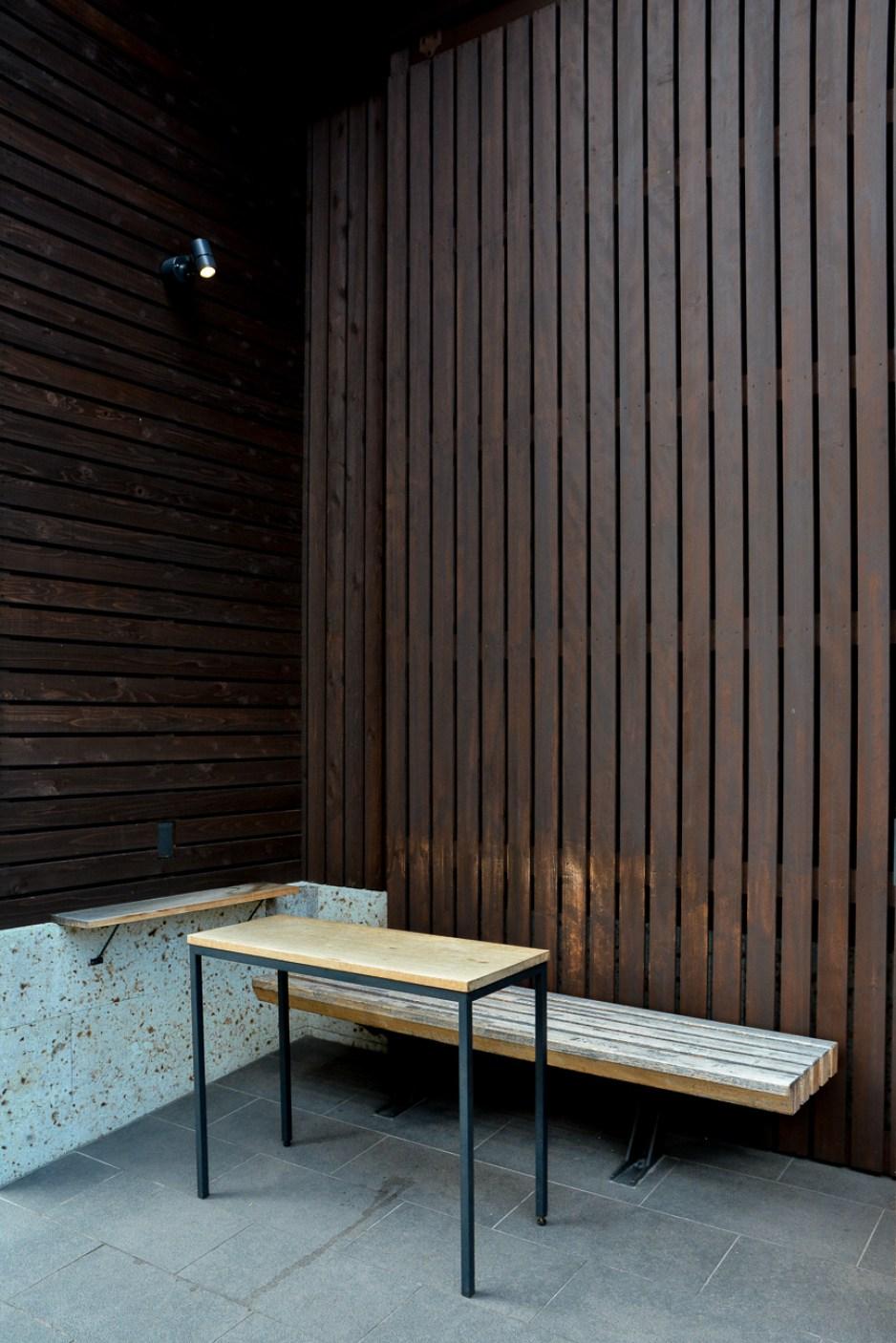 le coffeeshop allpress de Tokyo au Japon