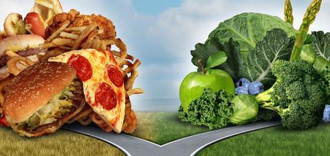 rééquilibrage alimentaire et perte de poids