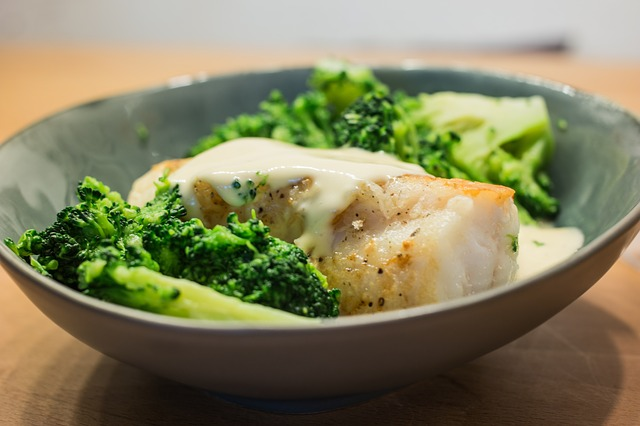 brocoli poisson