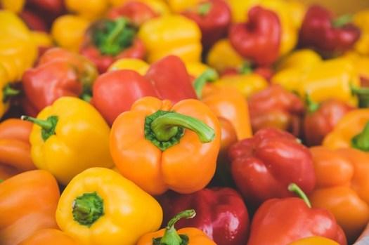 poivron vitamine c