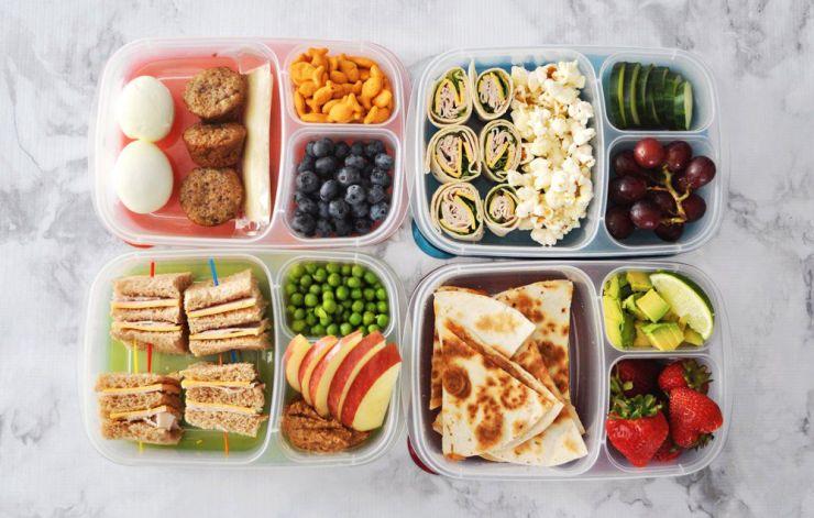 repas préparé maison