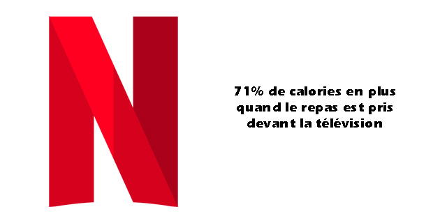 perdre du poids sans compter les calories avec la télévision