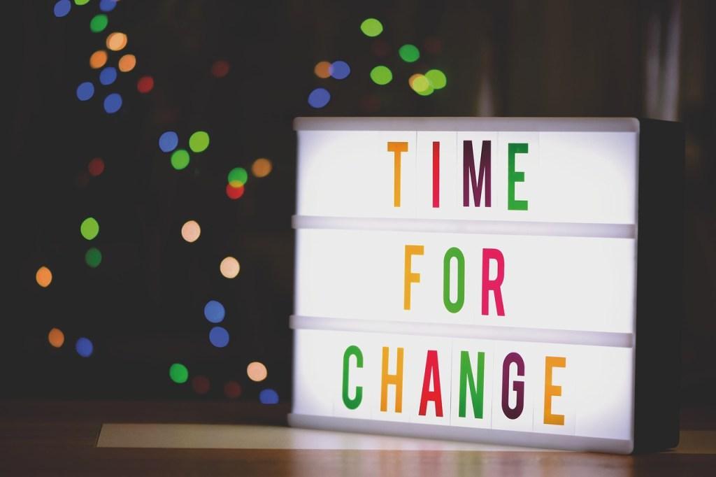 Trouver sa mission de vie relève de changements