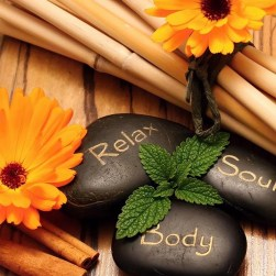Labor Day Weekend Healing Stone Massage Spa Special