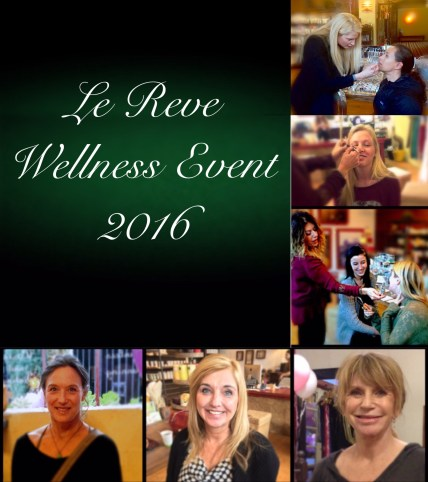 Le Reve Spa Wellness Event 2016