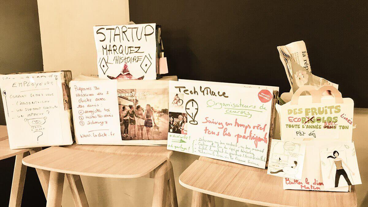 Formation innovation games pour retrouver de la créativité tout en innovant