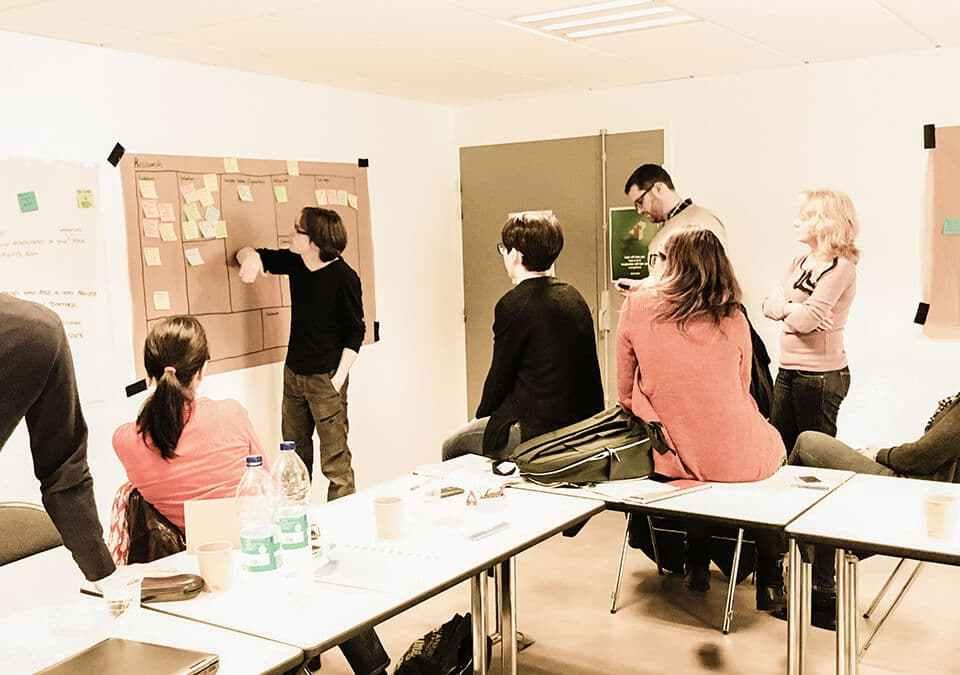 formation avancée lean startup pour les entreprises et grands groupes